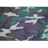 Wholesale Camouflage Polyester Print Fabric / Modern Print Fabric Soft from china suppliers
