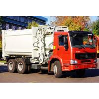 China Side Loading Garbage Truck on sale