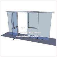 Wholesale Clear or Colored Flat Tempered/Toughened Glass for Sliding Door from china suppliers