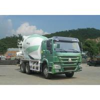 Wholesale Green Concrete Mixer Truck 10 Cbm With Safety Belts For Driver from china suppliers