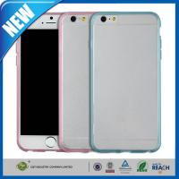Wholesale Dustproof Whatproof Colorful Bumper Clear Snap-On Personalised Mobile Phone Covers from china suppliers