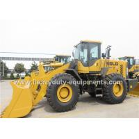 Wholesale 6t Loading Capacity Wheel Loader From VOLVO Group , Weichai Deutz Engine , 5m3 Bucket for Mining from china suppliers