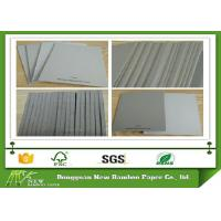 Wholesale Eco-Friendly Economic Grade AA 3mm Greyboard for Book Binding from china suppliers