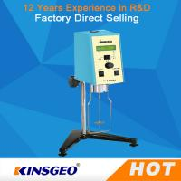 Wholesale High Density Sensor Digital Rotational Viscometer Brookfield Viscometer from china suppliers