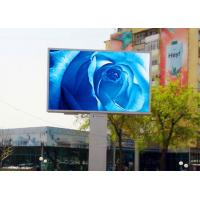 3 In 1 Smd Hd Rgb Led Panel Video Wall , Customized P6 Outside Led Screen