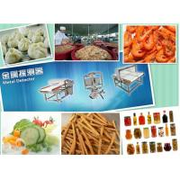 Buy cheap Conveyor Belt Metal Detector for Food Industry from wholesalers