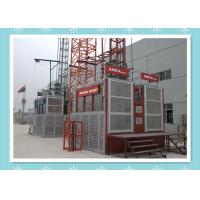 Wholesale Bridge Construction Rack And Pinion Elevator Building Hoist SC150TD from china suppliers