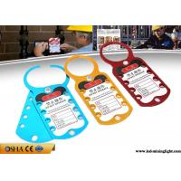 Wholesale Night Holes Lockout Tags from china suppliers