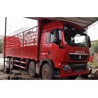 Wholesale Warehouse Type Cargo Stake Truck SINOTRUK HOWO 8X4 LHD Euro2 336HP from china suppliers