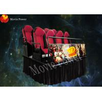 Wholesale Liner polarization 3D glasses 5D movie theater fast servo CE from china suppliers