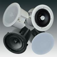 Wholesale 8 Inch 12 Ohm Sound Column Array Speakers With Pivoting Tweeter , CE RoHS from china suppliers