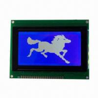 Wholesale COB LCD Modules in Blue Negative Mode, with 128 x 64 Dots from china suppliers
