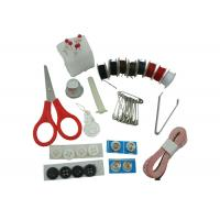 Wholesale Eco Friendly Material Home Sewing Kit , Small Sewing Kit Set With Tweezer Scissor  from china suppliers
