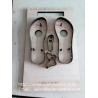 Buy cheap Flip flops slipper steel rule dies China supplier, flip-flops sole steel cutting dies from wholesalers