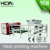 Wholesale Roller Heat Press Printing Equipment With Conveyor Belt Automatic Adjustment Device from china suppliers