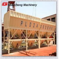 Wholesale 2400L Automatic Concrete Batching Machine For Concrete Batching Plant from china suppliers