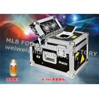 Wholesale DJ / Disco 5L 500w Haze Machine Oil Based Hazer With Flycase from china suppliers