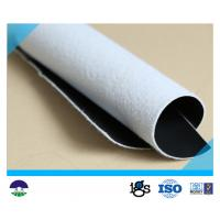 Wholesale Drainage Composite Geotextile Light Weight For Lake Dike / 6m Width from china suppliers