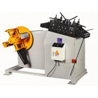 Wholesale UL-200 Mechanical Press Equipment 2 In 1 Uncoiler And Straightener Manual / Hydraulic from china suppliers