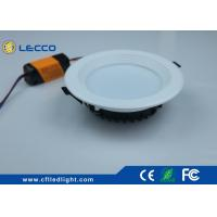 Quality SMD 5730 LED Recessed Downlight 15 Watt 6400K Color Temperature for sale