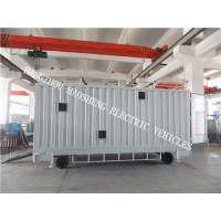 Wholesale Heavy Load Multi Purpose Dump Trailer , Cargo Pro Enclosed Trailer With Pressure Tyre from china suppliers