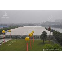 Wholesale PVC Fabric Roof Outside Industrial Storage Tents Customized ISO CE Certification from china suppliers