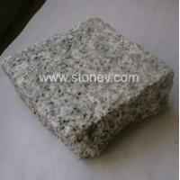 Buy cheap Granite Cube Stone from wholesalers