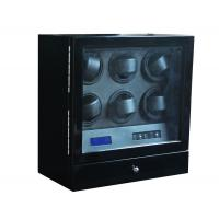 Wholesale Led Watch Winder / Multiple Watch Winder With LCD Display Remote Control from china suppliers