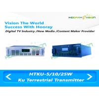 Wholesale Broadband 5W Ku Digital Terrestrial Transmitters 40 Nsec Group Delay Characteristics from china suppliers