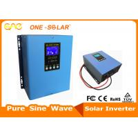 Wholesale New Type Low Frequency Solar Inverter With Charger 1kva 110V 220V 12V 24V With CE FCC from china suppliers