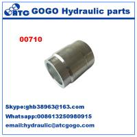 Hose Ferrule Pipe Quick Connect Fittings , Fuel Hose Water Hose