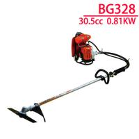 Wholesale Gasoline Gardening Machines 33cc BG 328 Knapsack Petrol brush cutter for plant trees from china suppliers