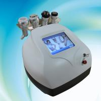 Wholesale 40Khz ultrasonic liposuction cavitation slimming machine with 2 RF and 1 vacuum head from china suppliers