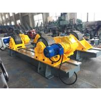 Wholesale Welding Turning Rolls for 6000mm Tank Pipe Prossure Vessel 120 Ton 15m Length from china suppliers
