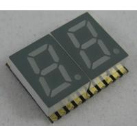 Quality 0.39 Inch Dual Digit White SMD led number display common cathode and anode for sale