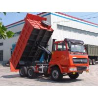 Wholesale 40tons SINOTRUK HOWO Dump Truck / tipper truck 336HP Euro 2 driving type 6 by 4 from china suppliers
