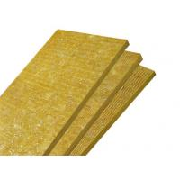 Wholesale High Temperature Decorative Rock Wool Insulation Board Lightweight from china suppliers