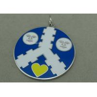 Wholesale 3D Carnival Hard Enamel Medal Personalized Multi Piece Melted Germany Medals from china suppliers