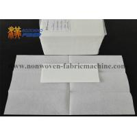 Wholesale Disposable Airlaid Paper Linen Like Guest Towels For Bathroom White Color from china suppliers