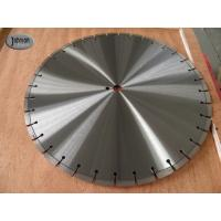 Wholesale 20 , 30 , 42 Inch Laser Saw Cutting Blades For Reinforce Concrete With Protect Teeth from china suppliers
