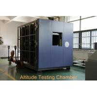 Wholesale Low Pressure Simulation High Altitude Testing Chamber For Aviation -70ºC - +150ºC from china suppliers