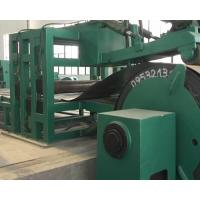Wholesale 8 - 25mm High Speed Full Automatic Cut To Length Line Sheet Metal Shearing Machine from china suppliers