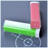 Wholesale 2200/2600 mah portable lipstick power bank for mobile phone from china suppliers