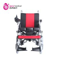 Quality Custom Intelligent Control Adjustable Motorised Wheel Chair Silver / Blue / Black for sale