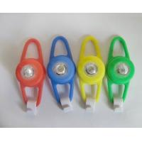 Wholesale mini Silicone led bike light, bicycle lighting from china suppliers