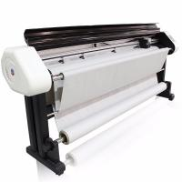 China Dual Spray Inkjet Printing Machine Single Color Water Base Ink 500W on sale