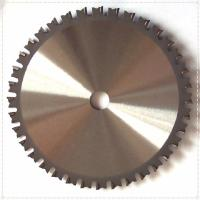 Quality TCT Circular Saw Blades for steel & iron cutting body with low noise laser cut 100mm x 2.0/1.6 x 24T for sale