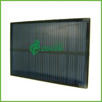 Wholesale 3V 225mA PET Lamination Monocrystalline Solar Module For Solar Toys from china suppliers