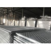 Wholesale 6FT X 12FT Chain Wire Temporary Construction Steel Fence from china suppliers