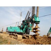 Wholesale Torque 80kN.m Max. drilling depth 28m KR80K Rotary Drilling Rig with KOBELCO Chassis from china suppliers